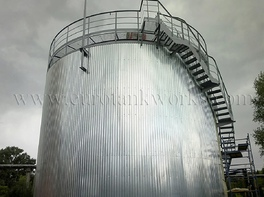 Hot water buffer tanks, Hot water storage tanks