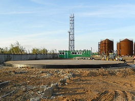 Storage Tank Foundation Design & Construction