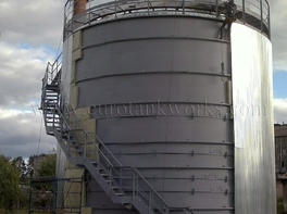 Thermal Insulation Of Storage Tanks